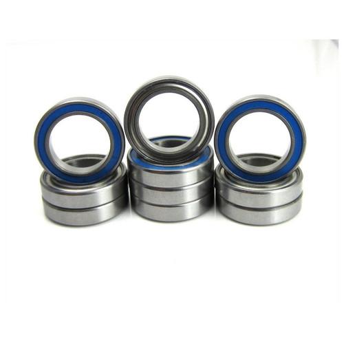 1//2x3//4x5//32 Precision Ball Bearings ABEC 3 Rubber Seals 10 R1212-2RS