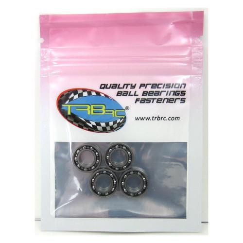 TRB RC 7x14x3.5mm 687 Open Precision Ball Bearings (4)