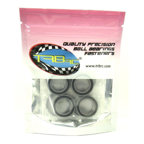TRB RC Ceramic Wheel Hub Bearings 15x24x5mm-20x27x4mm Traxxas X-MAXX