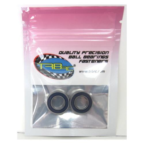 TRB RC 10x19x5mm Precision Ball Bearings ABEC 3 Rubber Sealed BU (2)