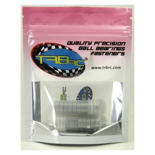 TRB RC Precision Ball Bearing Kit (19) Rubber Sealed BLU Traxxas Rustler XL-5 VXL