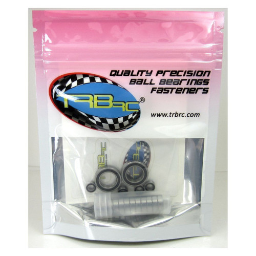 TRB RC Precision Ball Bearing Kit (18) Rubber Sealed Associated B4 T4