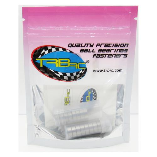 TRB RC Precision Ball Bearing Kit (18) Rubber Seals BU Tamiya TT-01