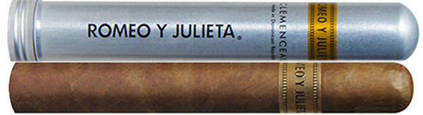 Romeo y Julieta 1875 Clemenceau en Tubos  mardocigars.com