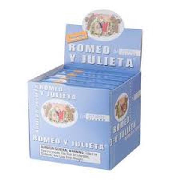Romeo y Julieta Mini Blue Cigarillos MardoCigars.com