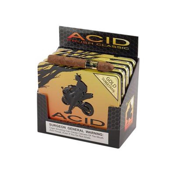 Acid Krush Classic Gold Sumatran MardoCigars.com