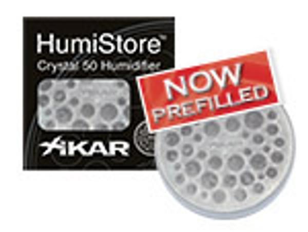 XIKAR Crystal Humidifier 50 Cigar Count mardocigars.com