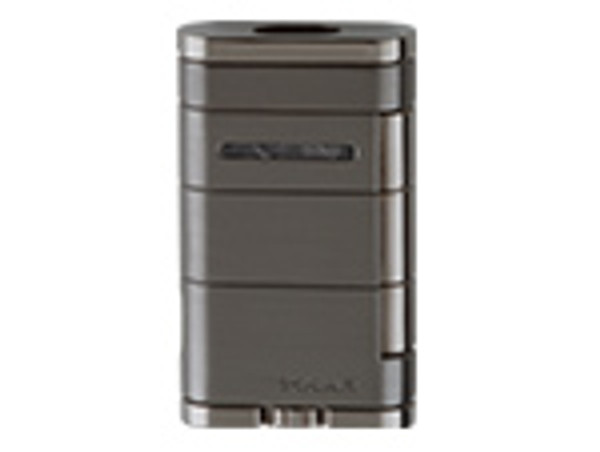 XIKAR Allume Double Lighter Stealth  mardocigars.com