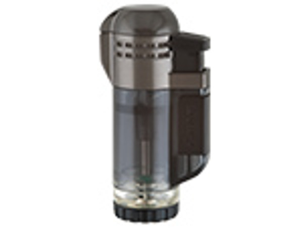 XIKAR Double Tech Lighter Black mardocigars.com