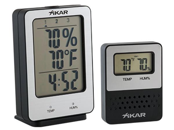 XIKAR PuroTemp Wireless Hygrometer System mardocigars.com