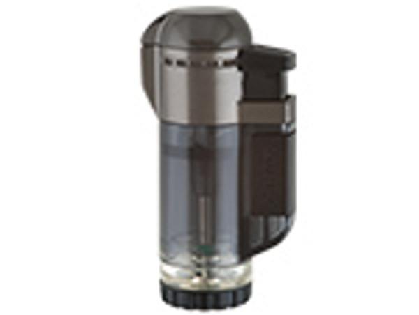 XIKAR Single Tech Lighter Black mardocigars.com