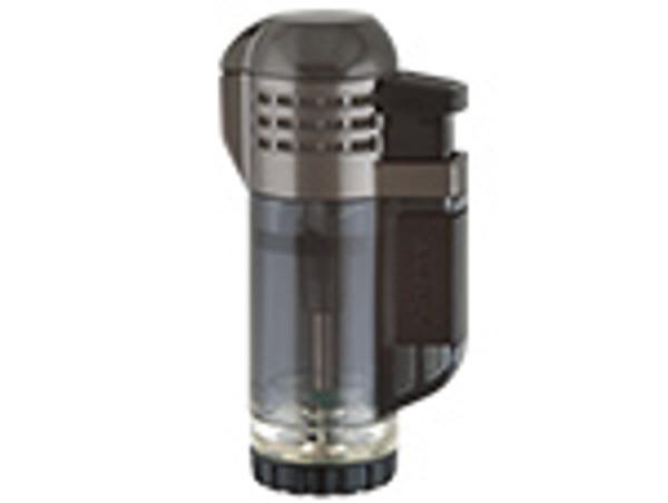 XIKAR Triple Tech Lighter Black mardocigars.com