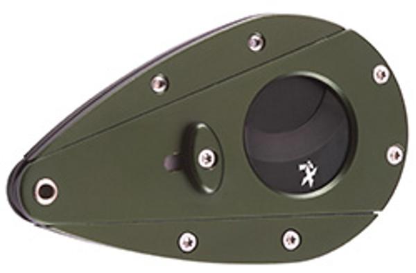 XIKAR Xi1 Cigar Cutter Green mardociigars.com
