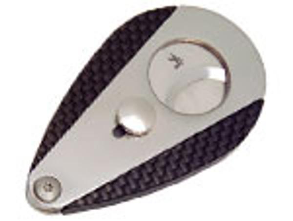 XIKAR Xi3 Cigar Cutter Carbon Fiber mardocigars.com