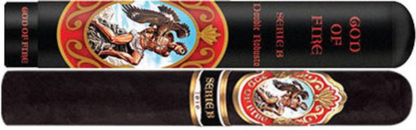 God of Fire Serie B Double Robusto Tubo mardocigars.com