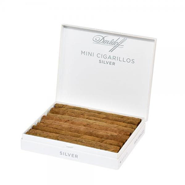 Davidoff Mini Cigarillos Silver mardocigars.com