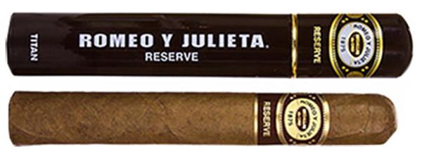 Romeo y Julieta Reserve Titan mardocigars.com