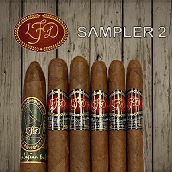 LFD Sampler 2 mardocigars.com