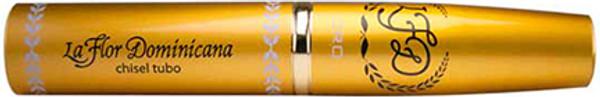 La Flor Dominicana Oro Chisel Tubo  mardocigars.com