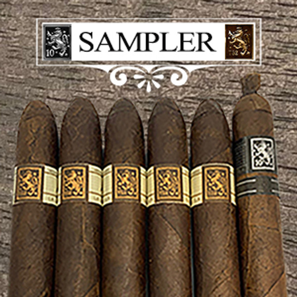 Liga Aniversario & T52 sampler mardocigars.com