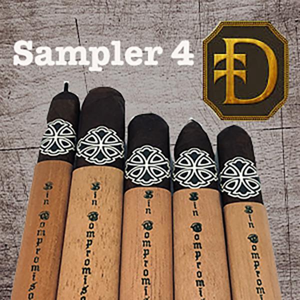 Sin Compromiso Sampler Pack MardoCigars.com