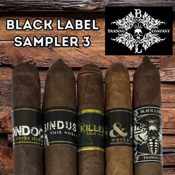 Black Label Trading Sampler 3 mardocigars.com