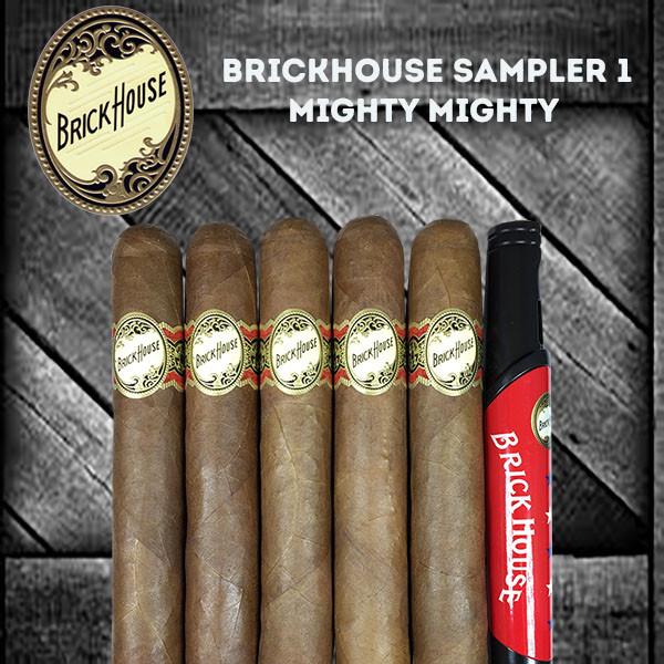 BrickHouse Sampler 1 MardoCigars.com