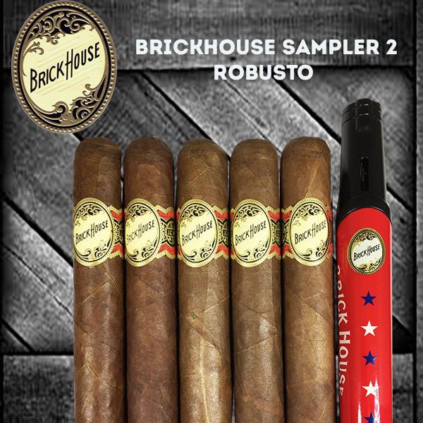 BrickHouse Sampler 2 MardoCigars.com