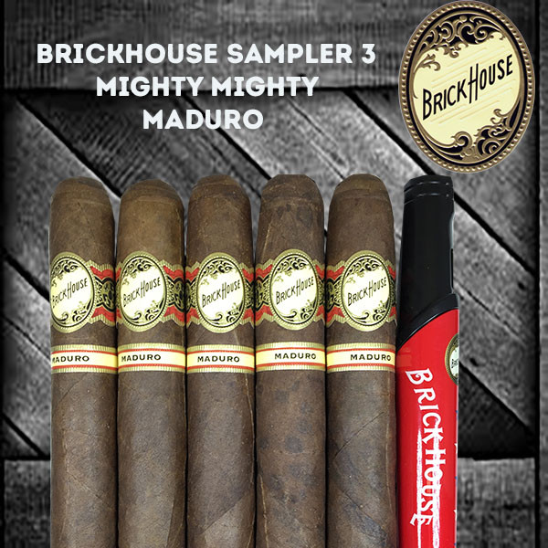 Brick House Sampler 3