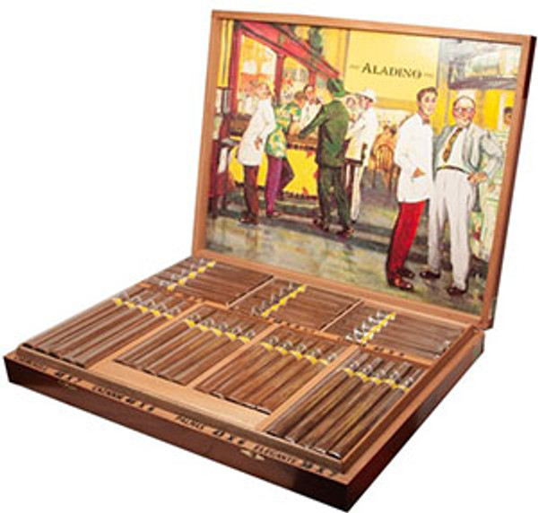 Aladino Natural Display Box mardocogars.com