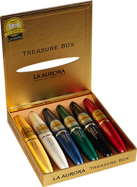 La Aurora Preferidos - Treasure Tubes - AGED 2 YRS