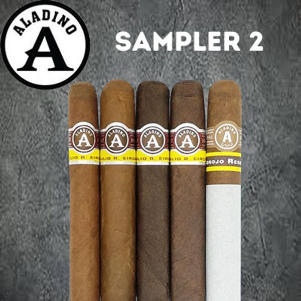 Aladino Sampler 2 mardocigars.com