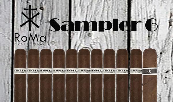 RoMa Craft Intemperance Sampler 6 (includes Mastodon FREE)