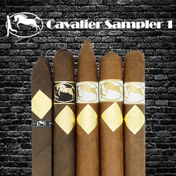 Cavalier Geneve - Sampler 1 MardoCigars.com