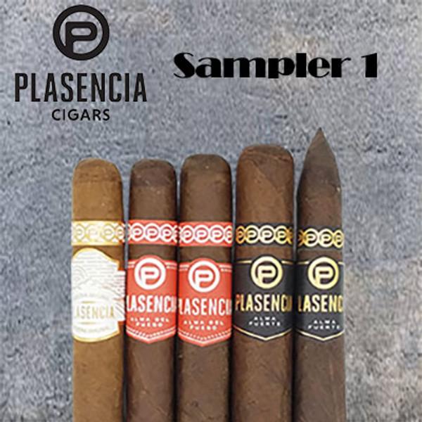 Plasencia - Sampler 1