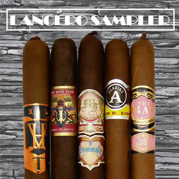 Lancero Sampler MardoCigars.com