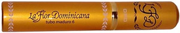 La Flor Dominicana Oro Tubo Maduro No.6 mardocigars.com