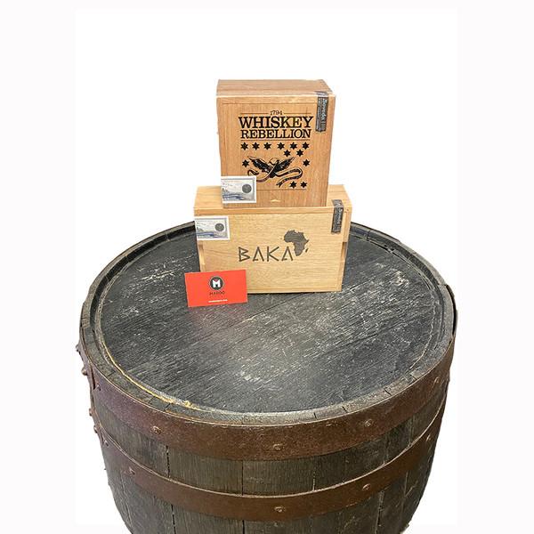 RoMa Craft Baka Whiskey Combo Pack mardocigars.com