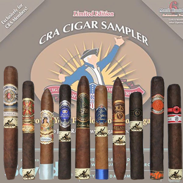Limited Edition CRA 2019 Sampler Pack MardoCigars.com