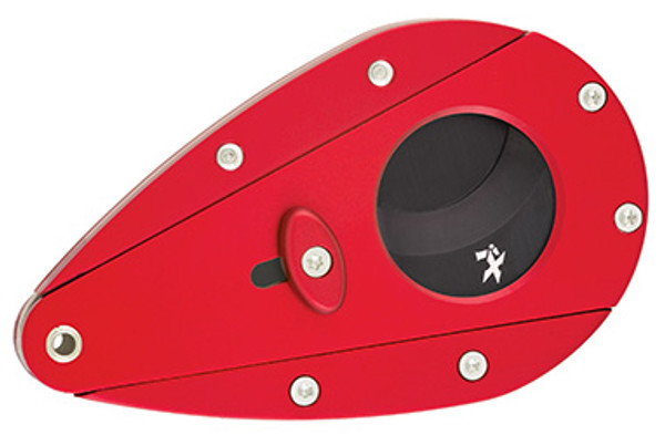 XIKAR Xi1 Cigar Cutter Red mardocigars.com