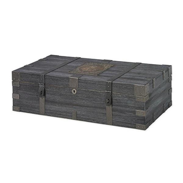 Cult Desktop Humidor Weathered Aged Wood mardocigars.com