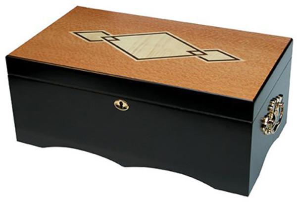 Cordoba Desktop Humidor Mahogany mardocigars.com