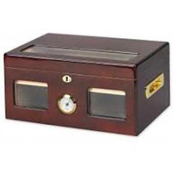 Versailles Desktop Humidor mardocigars.com