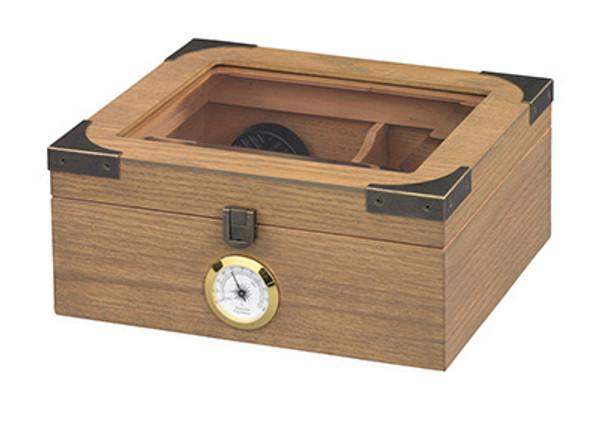 Newport 25 Desktop Humidor mardocigars.com