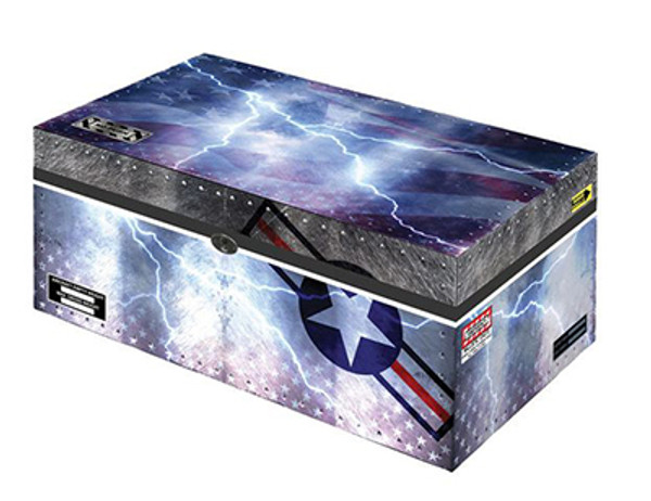 Fighter Jet Desktop Humidor mardocigars.com