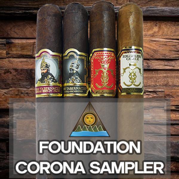 Foundation Cigar Co. - Corona Sampler  Mardocigars.com
