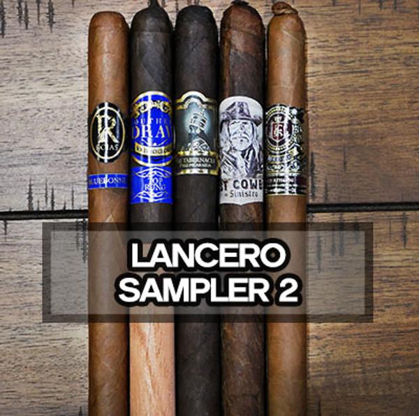 Lancero Sampler 2 mardocigars.com