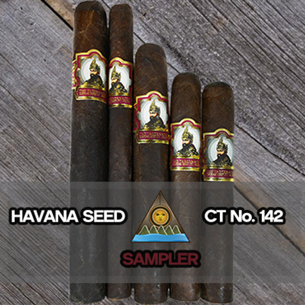 Tabernacle Havana CT - 142 Sampler Mardocigars.com