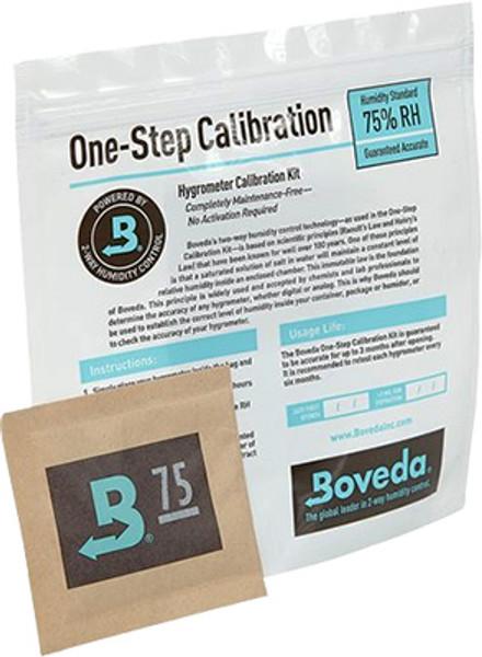 Boveda Hygrometer calibration Kit Mardocigars.com