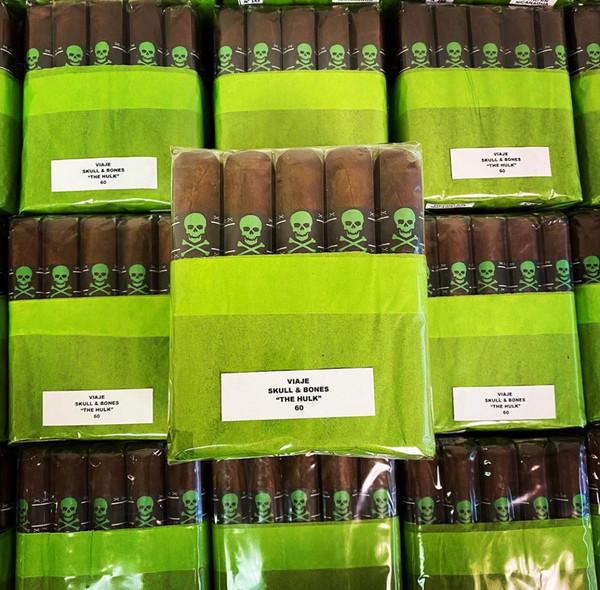 Viaje the Hulk & Platino 5/5 pack